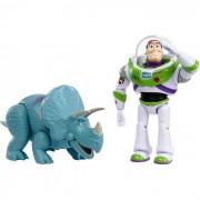 TOY STORY Buzz y Trixie - GJH80 - Figuras - 3 años y +