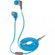 Trust Sportovní špuntová sluchátka Trust Aurus 20837, modrá