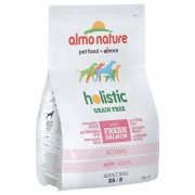 Almo Nature Holistic Grain Free XS/S Adult con Salmone & Patate - 2 kg