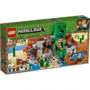 LEGO Minecraft - De Creeper mijn 21155