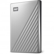 WD My Passport Ultra for Mac 4TB Silver