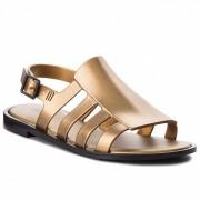 Shine Sandały MELISSA - Boemia Shine Ad 32398 Black/Gold 50919