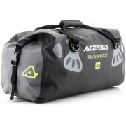 Acerbis No Water Bolsa de viaje Negro Gris 31-40l
