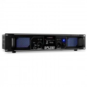 SPL-2000 Amplificador MP3 USB SD HiFi PA
