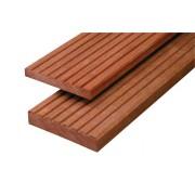 Intergard Lames de terrasse bois exotique Massaranduba 275cm (21x145mm)