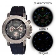 Equipe Tritium Et402 Arciform Mens Watch