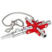 """Ключ универсален """"Строителство"""" 90 mm, 00 11 06 V01, KNIPEX"""