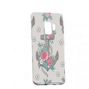 Husa de protectie Rose Anchor Samsung Galaxy S9 Plus rez. la uzura Silicon 224