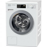Miele W1 WDD020 8Kg Washing Machine with 1400 rpm - White - A+++ Rated