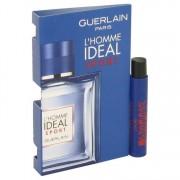Guerlain Ideal Sport Vial (Sample) 0.03 oz / 0.89 mL Men's Fragrances 539823