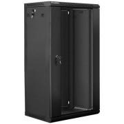 """Cabinet metalic Lanberg WF01-6422-10B, 19"""", 22U, 600 x 450"""