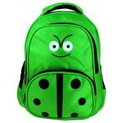 Dětský batoh L12001 zelená beruška