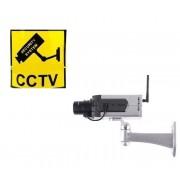 Telecamera sorveglianza videosorveglianza FINTA Wireless Motorizzata.Con antenna