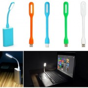USB LED Light Lamp For Laptop Computer Keyboard Reading Notebook