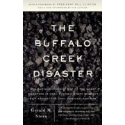 The Buffalo Creek Disaster: How the Survivors of One of the Worst Disasters in Coal-Mining History Brought Suit Against the Coal Company -- And Wo, Paperback