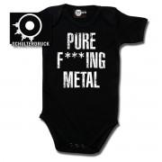 Body bebeluș Arch Enemy - Pur F *** ingmetal - Metal-Kids - 542-30-8-7