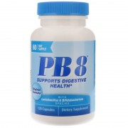 PB8 Probiotic Fórmula original 120 Caps Nutrition Now