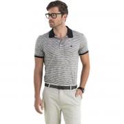 Camisa Polo Piquet Listrada