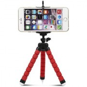 JonPrix Tripod Stand with Clip Bracket Mount Holder for Mobile Phone