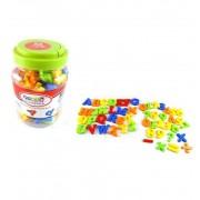 Cubo de Letras y Números Magnéticas - Kapaxko