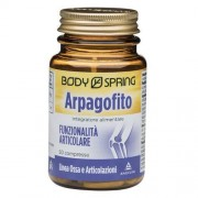 Angelini Spa Body Spring Arpagofito 50 Compresse