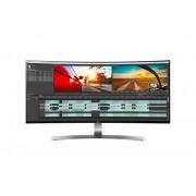 "LG 34UC98-W, 34"" Curved LCD AG, IPS Panel, 5ms, 5000000:1 DFC, 300 cd/m2, 21:9, 3440x1440, sRGB 99%, HDMI, DisplayPort, Thunderbolt, SP 2x7w, USB 3.0, Tiltan"