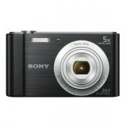 """Sony DSC-W800B 20.1Mp/5x/2.7""""/720p crni"""