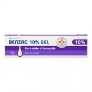 GALDERMA ITALIA SpA Benzac 10% Gel