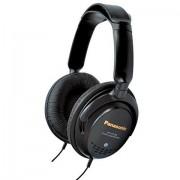 Panasonic RP-HTF295E-K cuffia Circumaurale Padiglione auricolare Nero