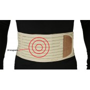 MB-2000XL Magnetic Heat Lumbar Back Support Belt with Far-Infrared & 24 Magnets – (XL: 38 – 45 inches)