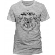 CID Harry Potter - Hogwarts T-Shirt Grey