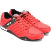 Fila Sneakers For Men(Maroon)