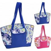 Plážová chladící taška 16L modrá - modrá