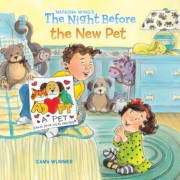 The Night Before the New Pet, Paperback
