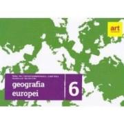 Geografie Clasa 6 Geografia Europei - Steluta Dan Carmen Camelia Radulescu