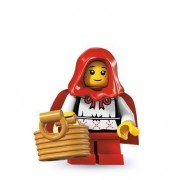 Lego Series 7 Mini Figure Little Red Riding Hood