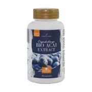 Acai Bio (extrait) - 20:1 - 90 gélules - 600 mg