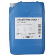 Aral SuperTronic LF III 5W-30 20 liter bidon