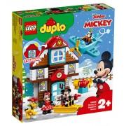 Lego DUPLO Disney (10889). La casa delle vacanze di Topolino