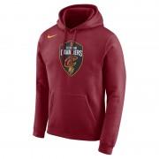 Sweatà capuche NBA avec logo Cleveland Cavaliers Nike pour Homme - Rouge
