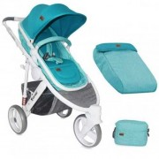 Dečija kolica Calibra 3 Aquamarine