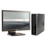 HP 8300 Elite SFF i5 + TFT 20'' Intel Core i5 3470 3.2 GHz. · 4 Gb. DDR3 RAM · 500 Gb. SATA · DVD-RW · COA Windows 7 Pro · Monit