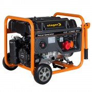 Generator open frame benzina Stager GG 7300 3W