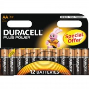 Duracell Plus Power AA 12pk