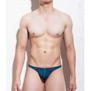 Mategear Rang Se Ultra Sexy Maximizer Thong Underwear Teal 920804