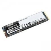 Памет SSD 1TBПамет SSD 1TB Kingston KC2000, NV Kingston KC2000, NVMe, M.2 2280, скорост на четене 3200MB/s, скорост на запис 2200MB/s, SKC2000M8/1000G