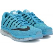 Nike AIR MAX 2016 Running Shoes For Men(Blue)