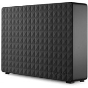 Seagate 8 TB Wired External Hard Disk Drive(Black)