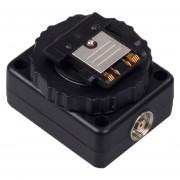 Mi Híbrido De Interfaz Hc-512 Para Nikon Camera Flash (Negro)