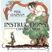Instructions, Hardcover/Neil Gaiman